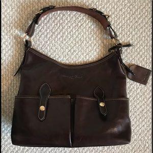 DOONEY & BOURKE Medium Saddle Bag